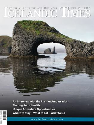 Icelandic Times issue 35
