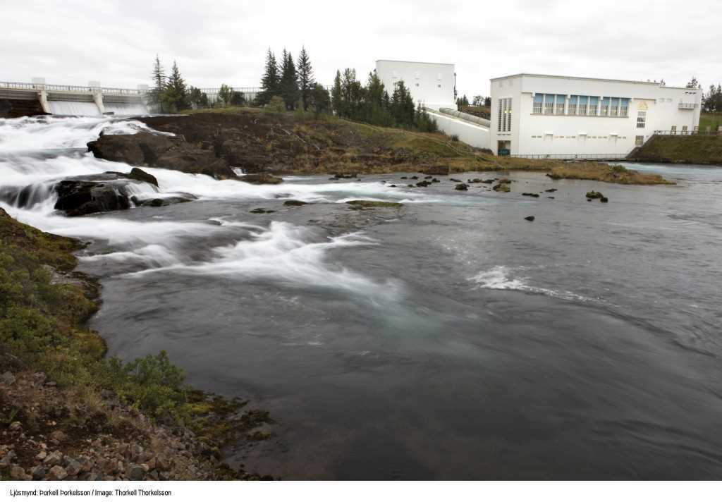 Ljósafossstöð - Ljosifoss Hydropower Station