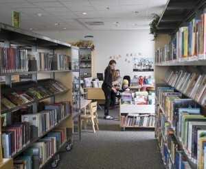 The Public Library in Kopavogur