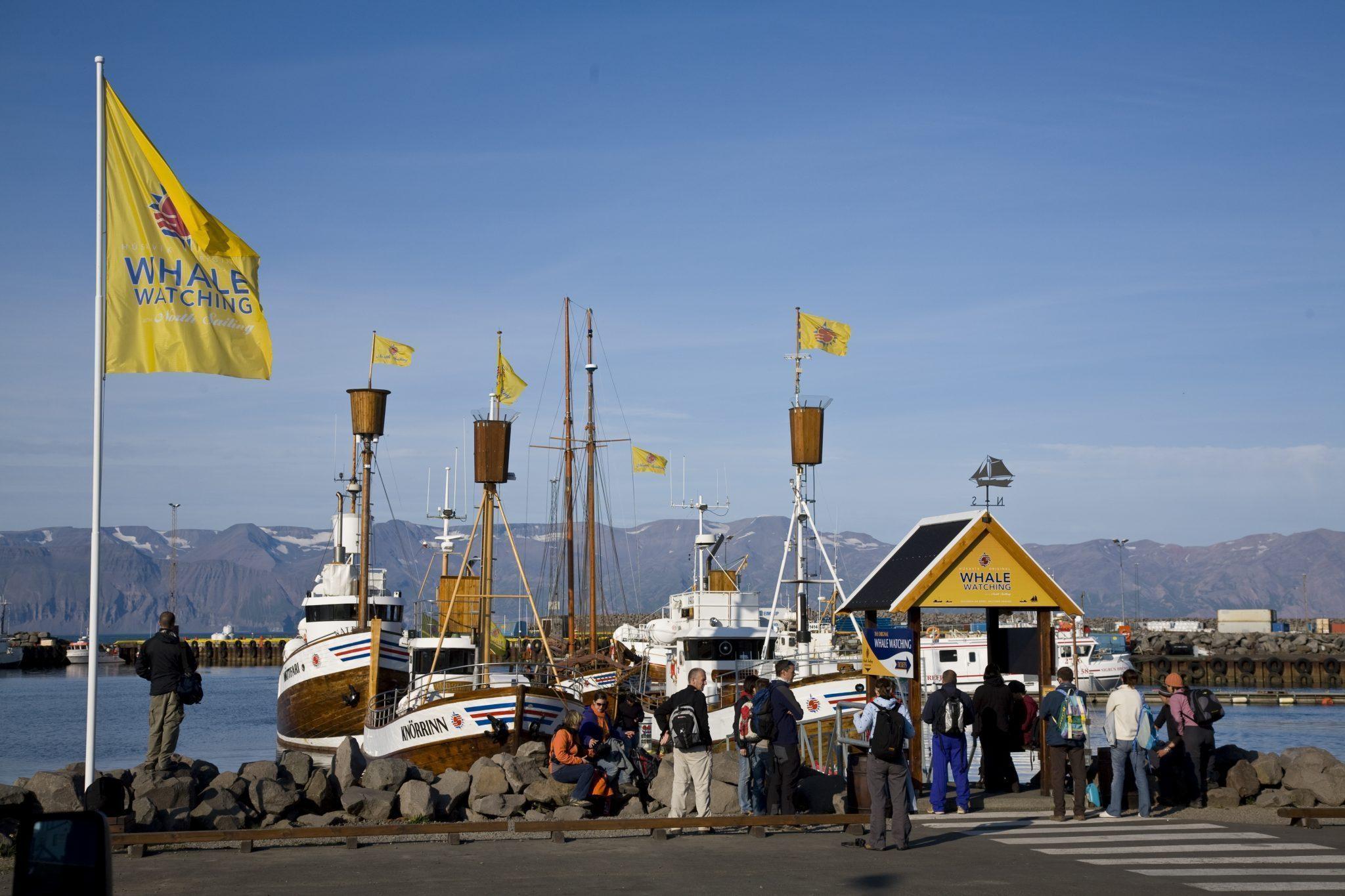 North Sailing boarding