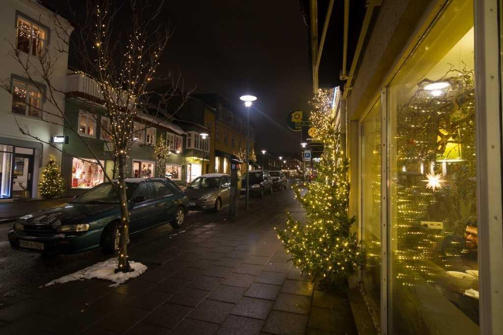 Christmas in Reykjavík