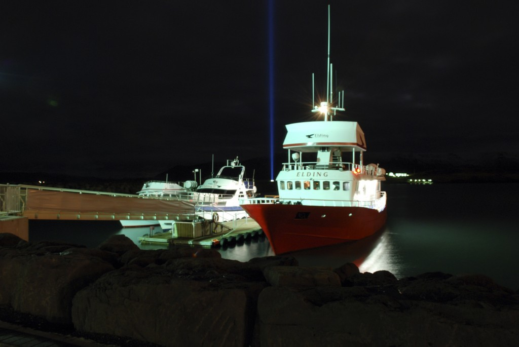 Our vessels at Skarfabakki