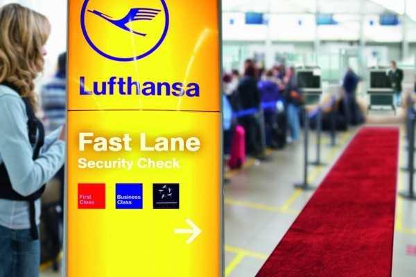 Fast Lane for Premium customers