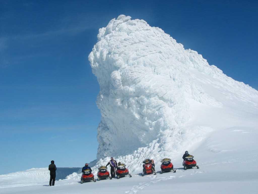 RE-80 Glacier Adventure - 1