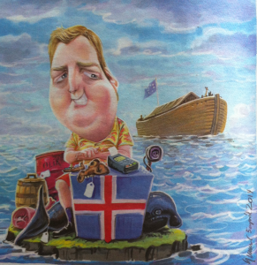 Fréttablaðið 5avril 2014