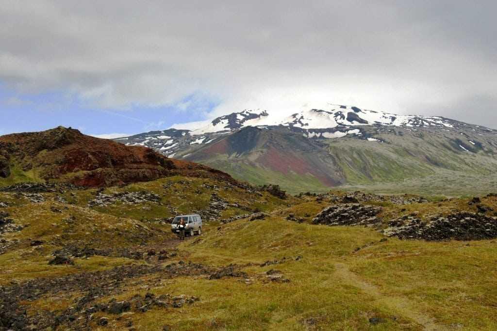 Grábrók mountain