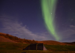 Iceland-Camping-Equipment-northern-light-sept2014