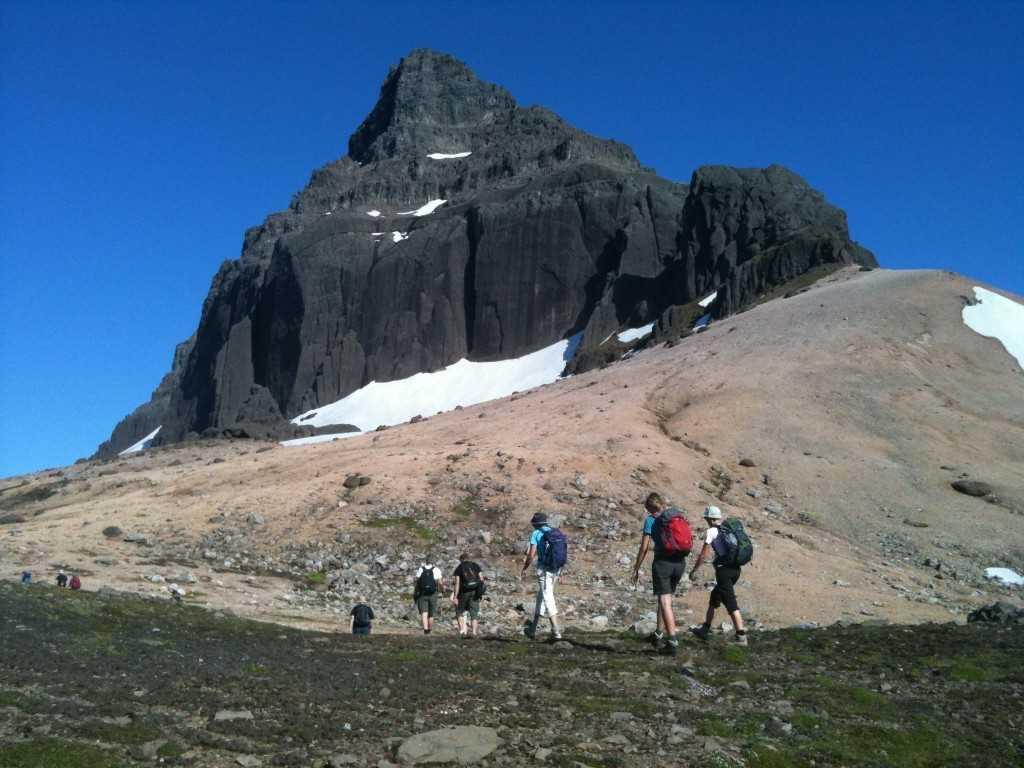 Under Dyrfjoll peak1 icelandictimes