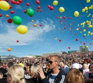 gay pride reykjavik 2