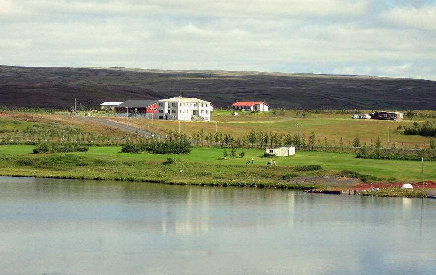 Ljósafossskóli South Iceland
