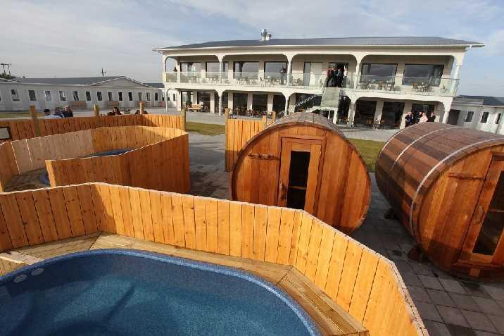Hot tub Stracta  (2)