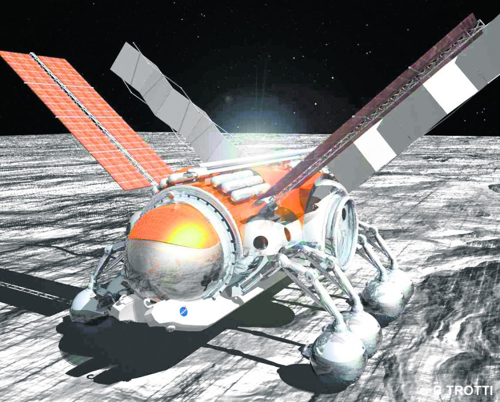 Lunar RoverNASA 01