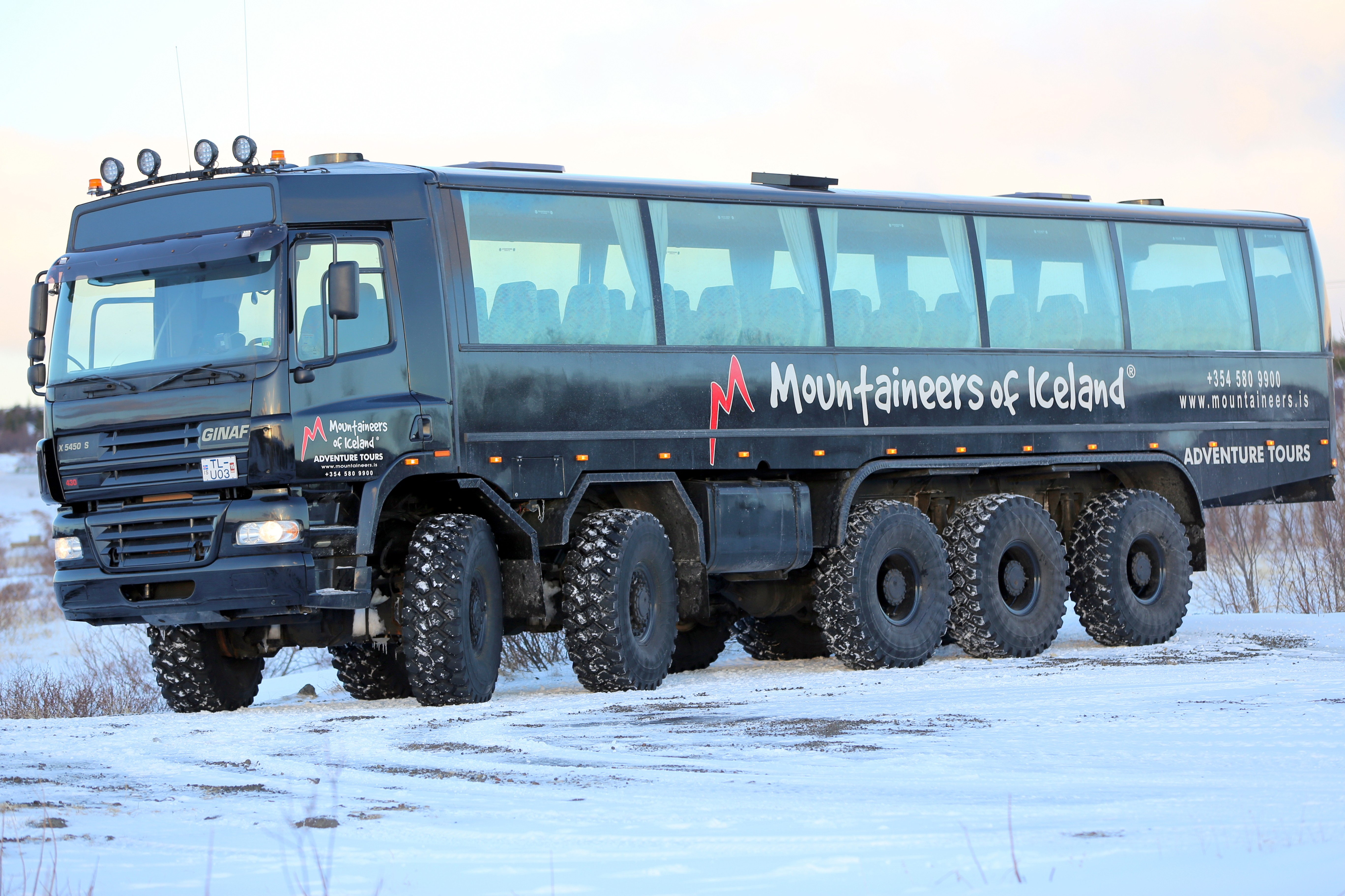 2015 Ford Excursion >> Mountaineers of Iceland - Icelandic Times