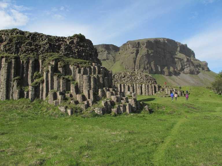 Bjorn ruriksson icelandictimes.Columnar Basalt rock copy