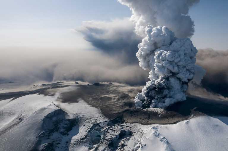 Eyjafjallajökull bjorn ruriksson icelandic times
