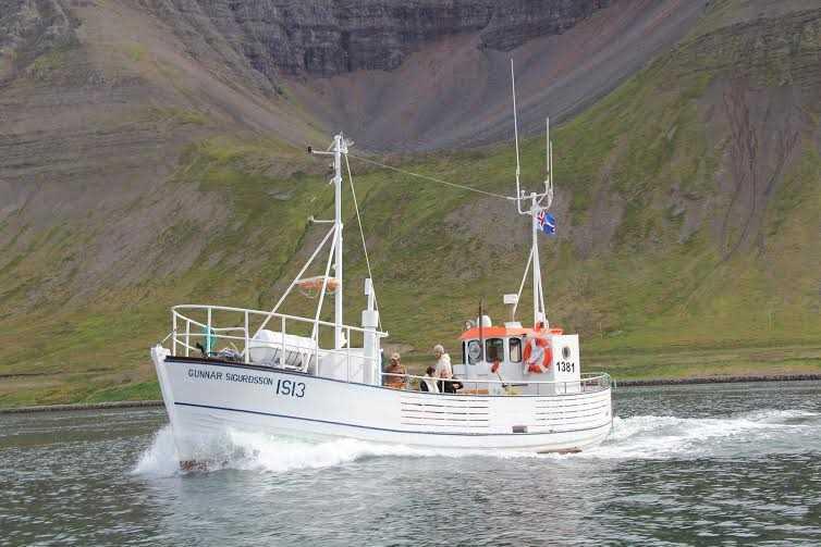 Gunnar Sigurdsson iS icelandic times