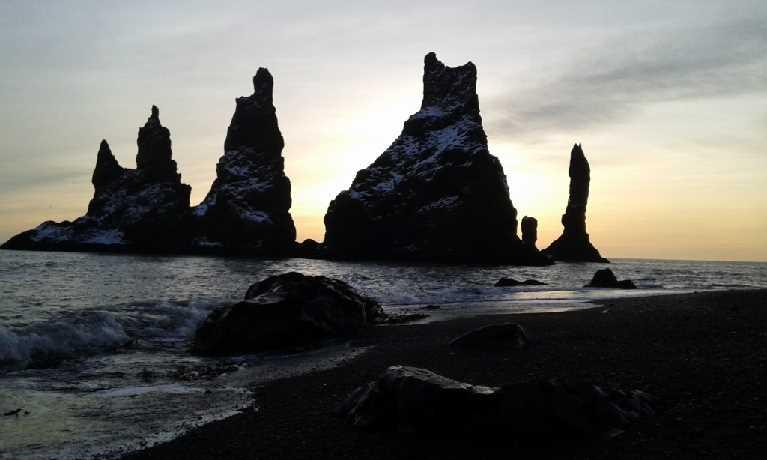 black beach vik iceland icelandictimes landogsaga