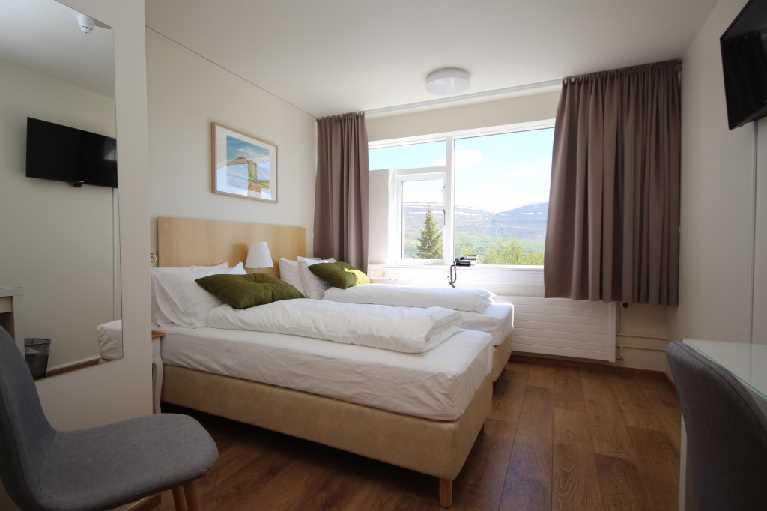 hotel kjarnalundur icelandic times