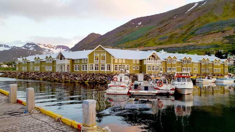 Siglo Hotel siglufjordur iceland icelandic times