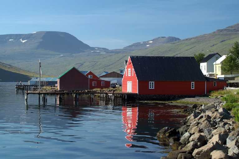 Sjominjasafn Austurlands Randulfssjohus icelandic times