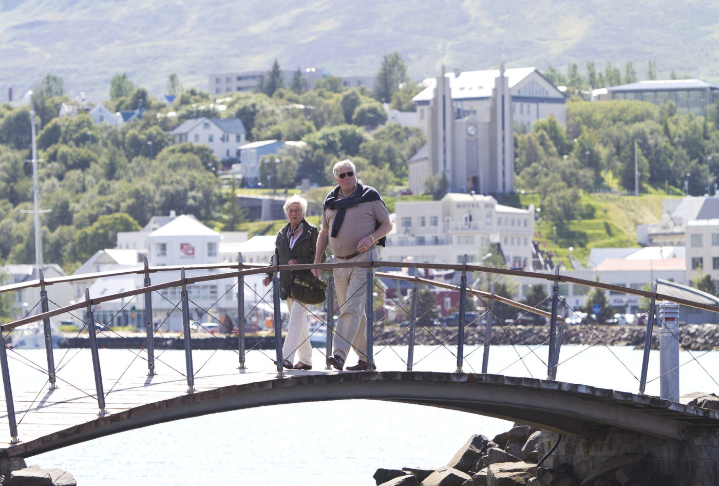 Summer in Akureyri