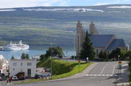 Travel to Akureyri