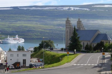 Travel to Akureyri