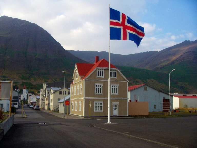 harbo cafe icelandic times siglufjordur iceland