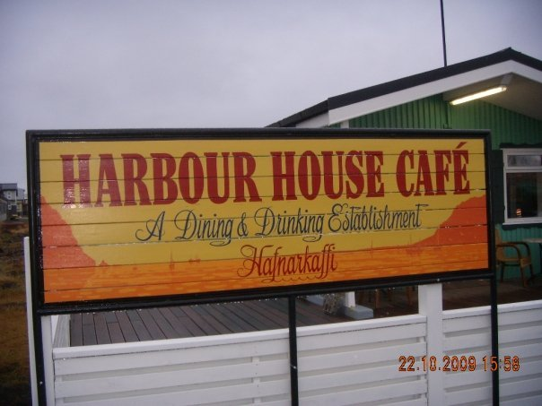 harbour house cafe icelandictimes