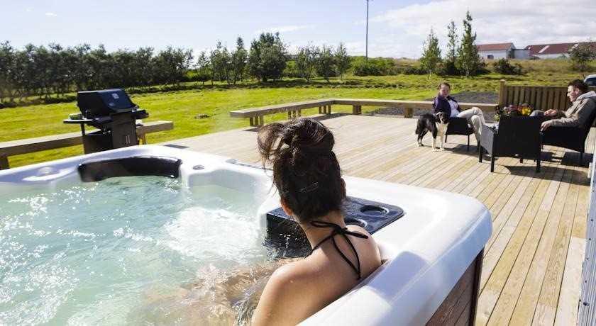 Hot tubs Borganes