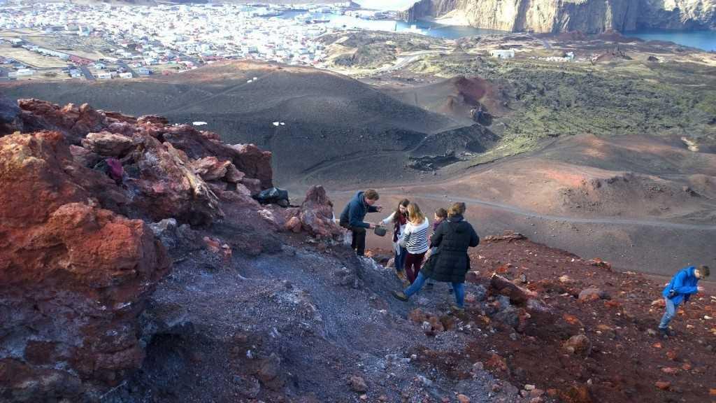 Eldfell vestmannaeyjar icelandictimes