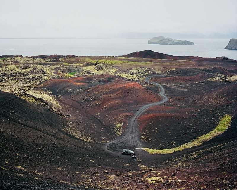 Peter Holliday Westman islands