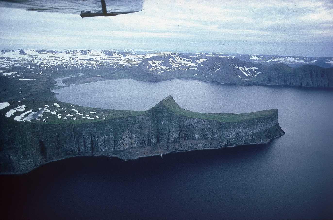 Hornbjarg icelandic times