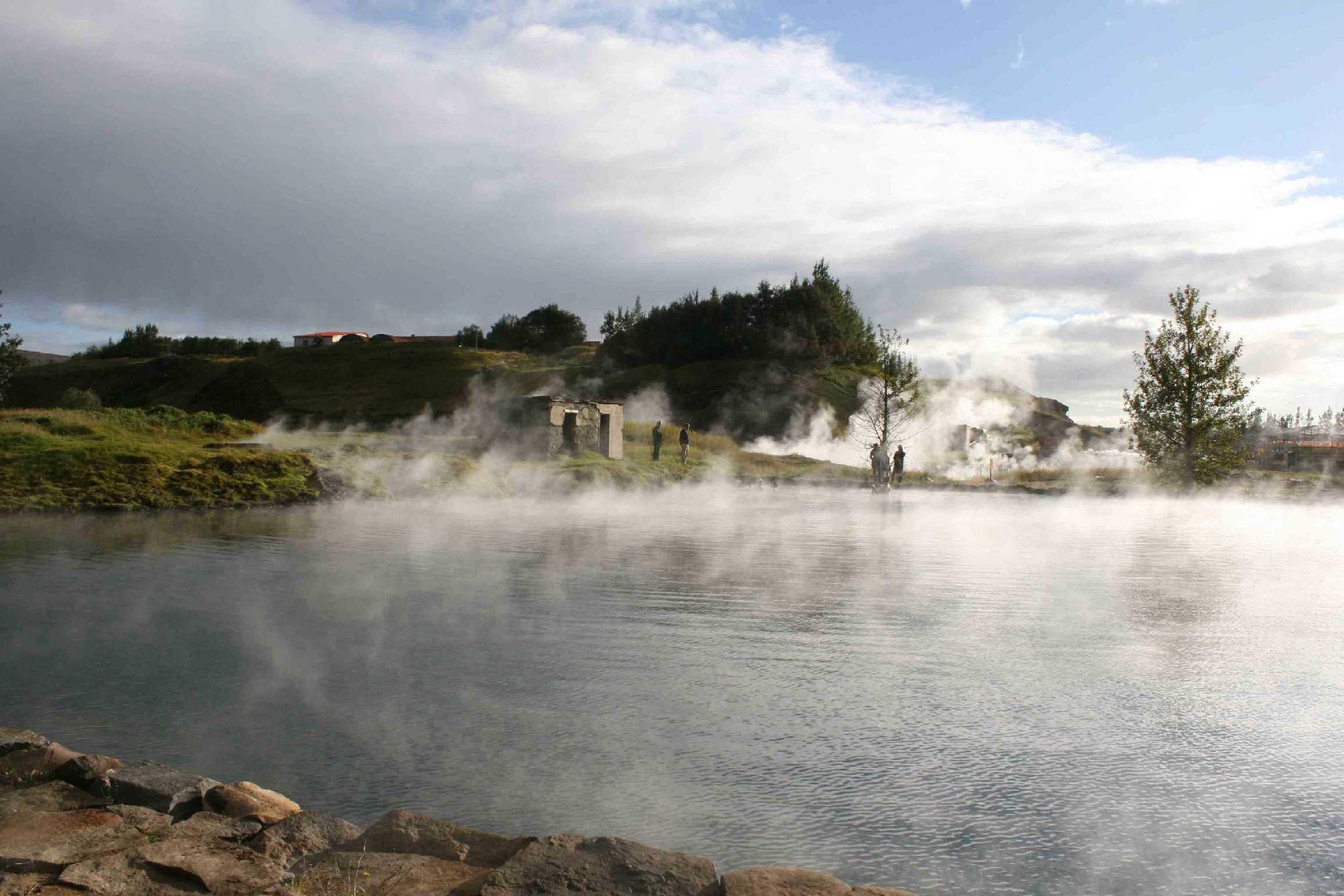 Secret Lagoon Iceland Tour