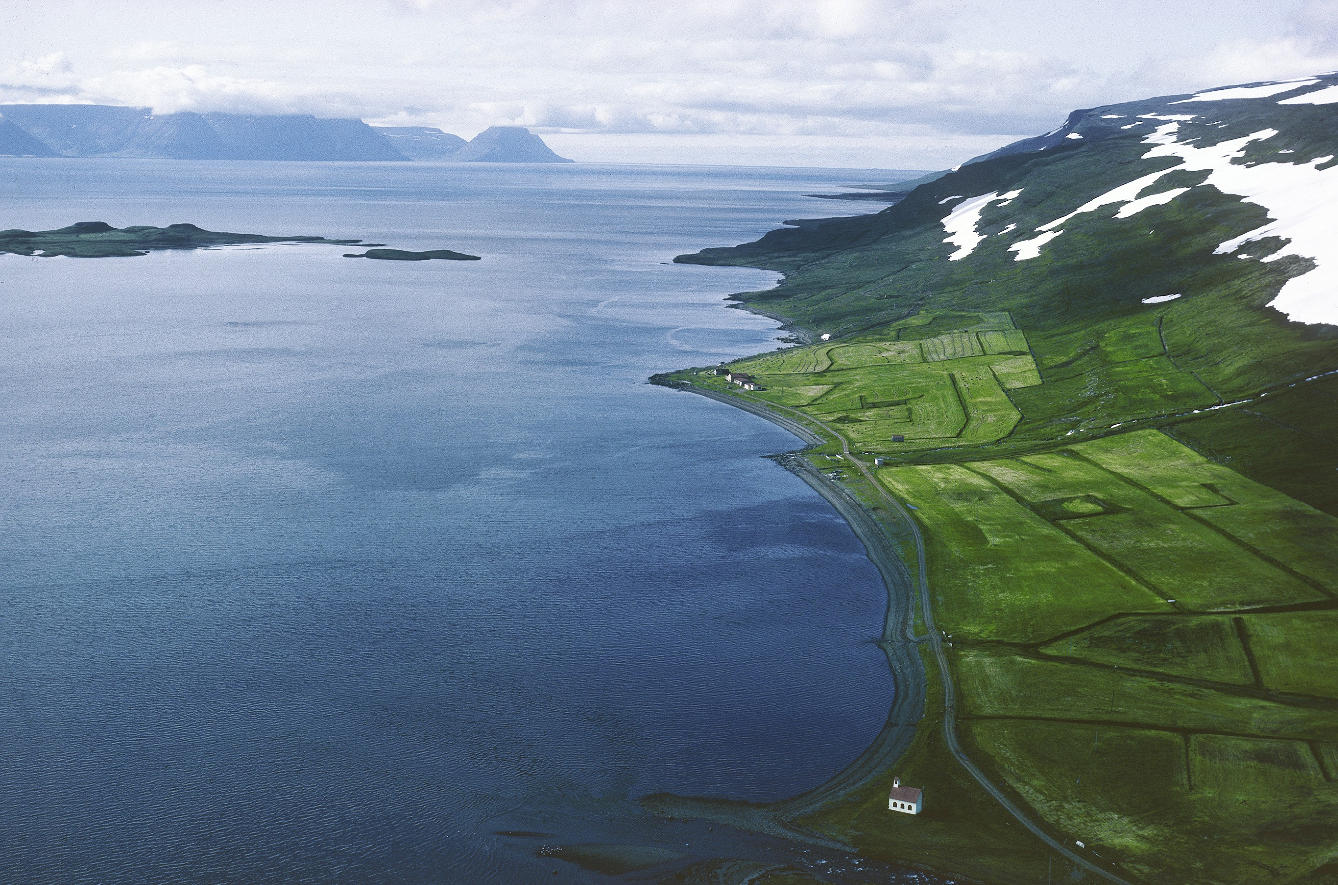 Snaefjallastrond - Aedey icelandic times