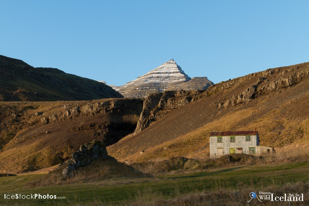 Strýta Farmhouse, East, Iceland