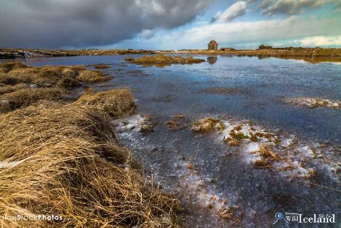 Ásláksstaðir and Sólheimakot in Vogar - Vatnsleysuströnd - Iceland