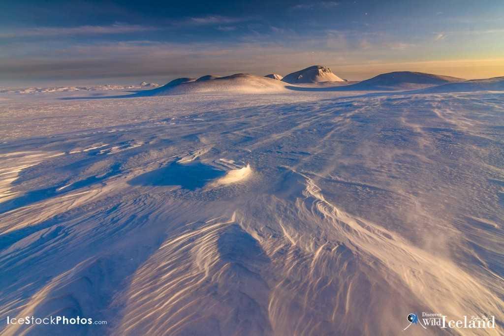 Sprengisandur, Highlands of Iceland