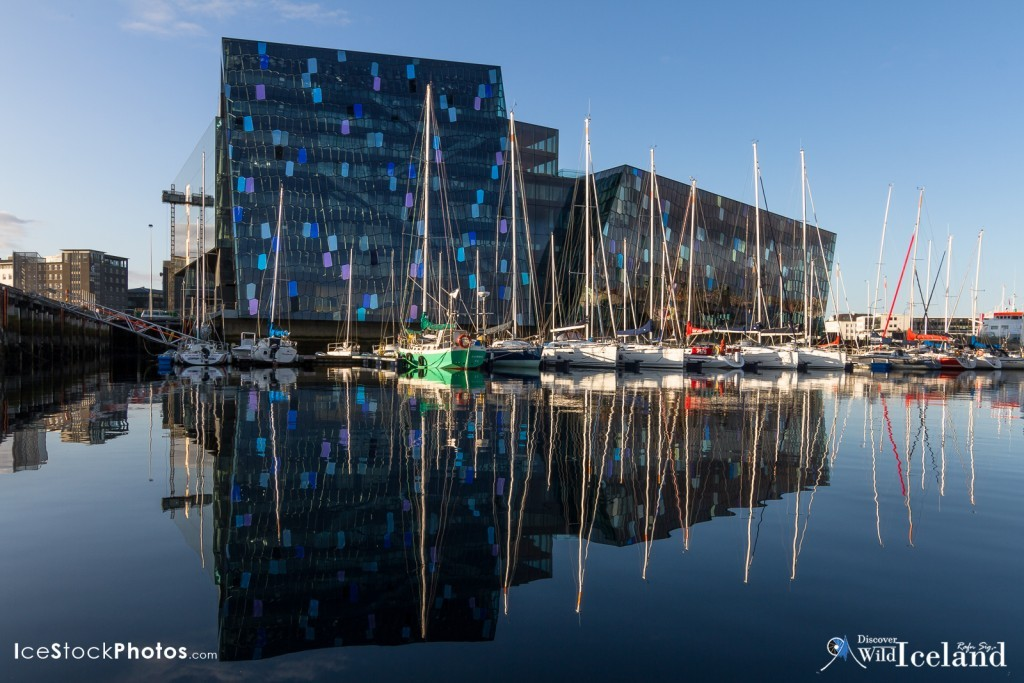 Harpa Reykjavik Concert and Conference Centre
