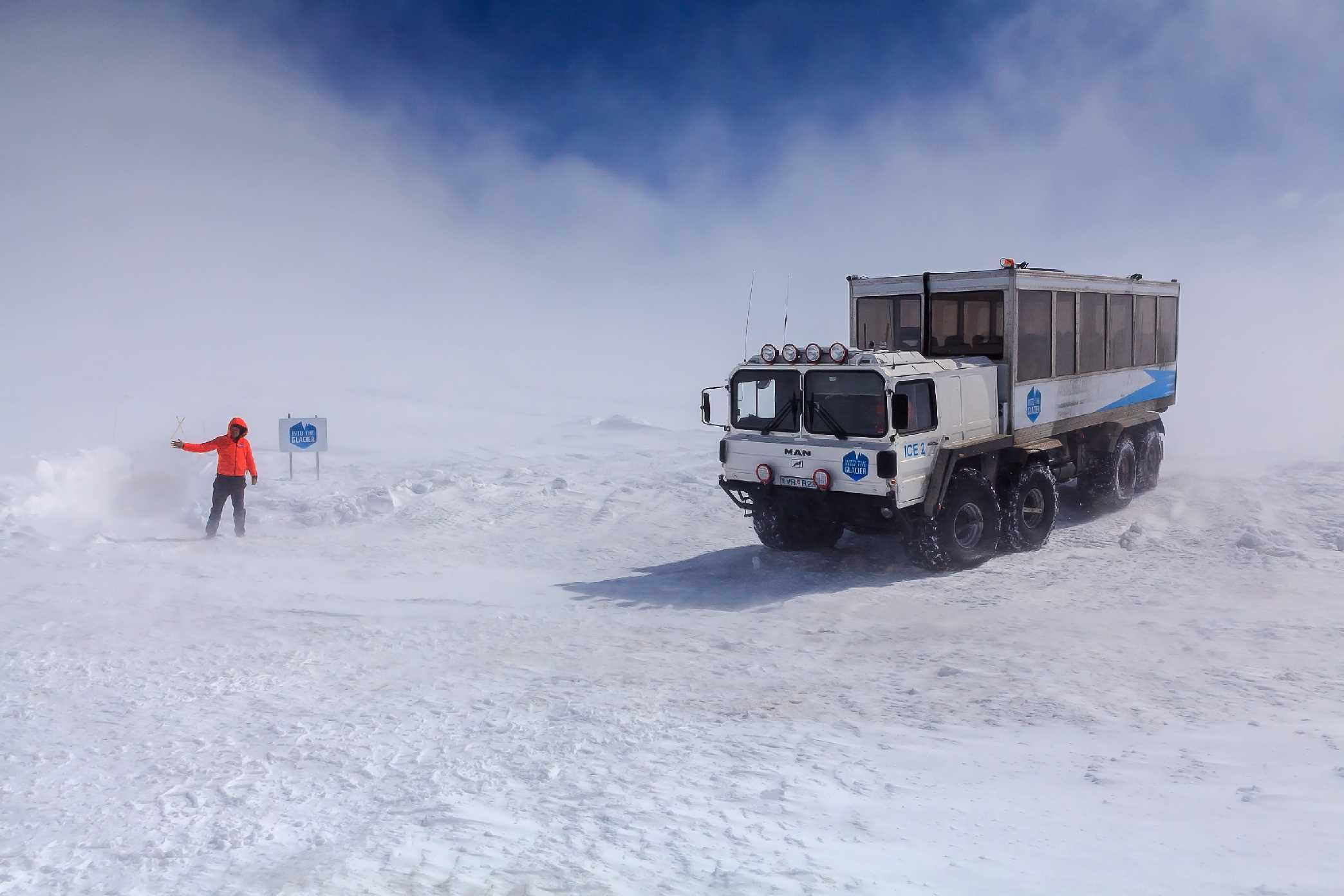 Ice icelandic times Roman Gerasymenko