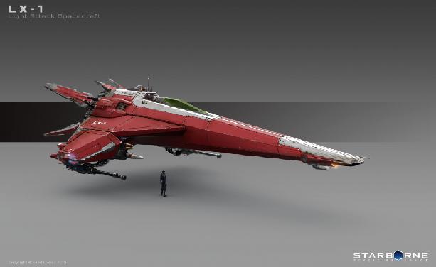 LightattackShip
