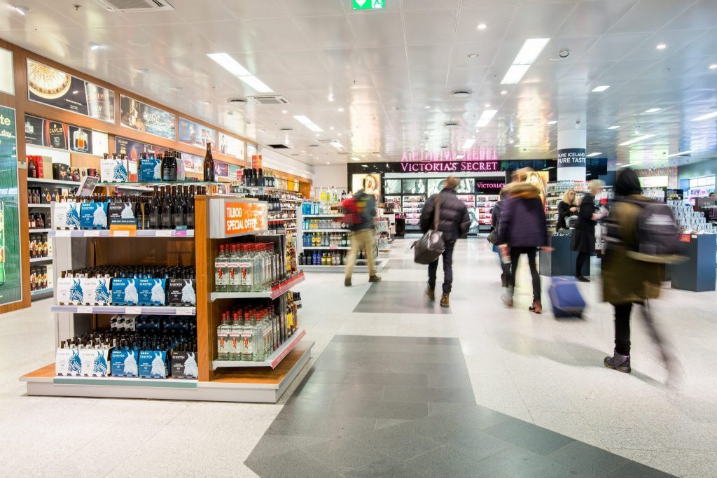 duty free keflavik airport opening hours