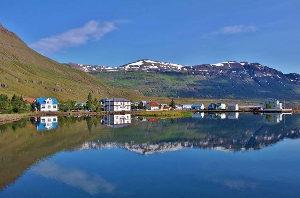 hotel aldan seydisfjordur icelandic times