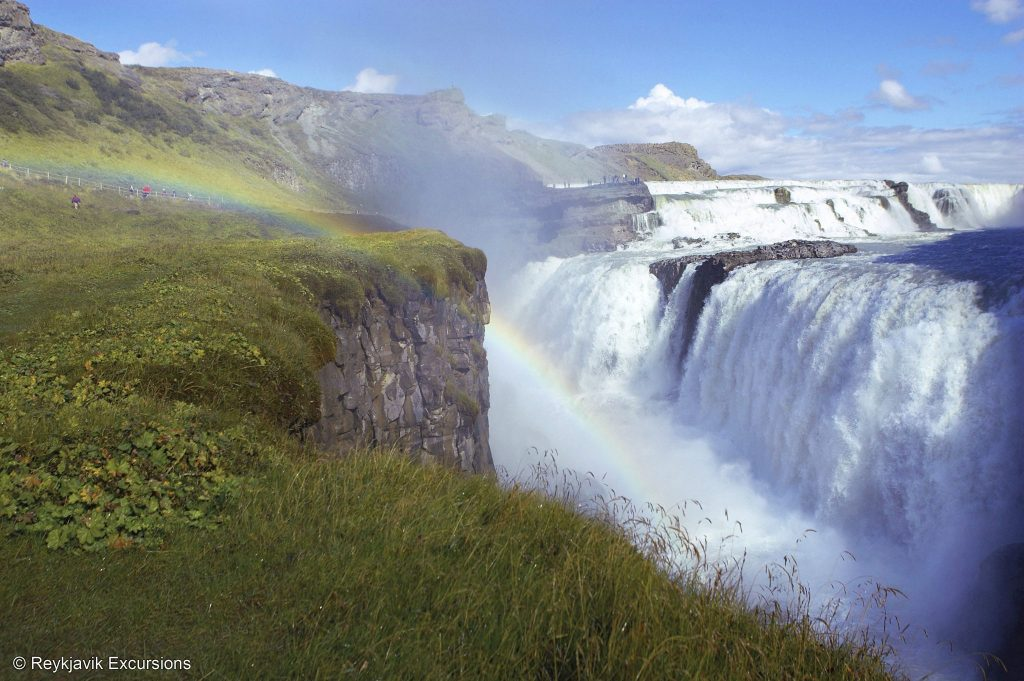 RE-Gullfoss_Summer icelandic times