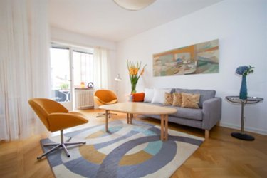 AccommodationIcelandRed Apple Apartments
