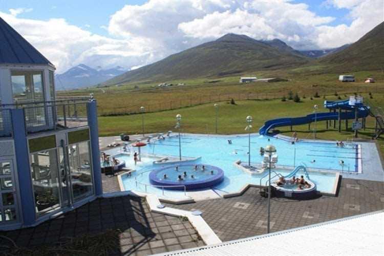 Dalv K Swimming Pool Icelandic Times