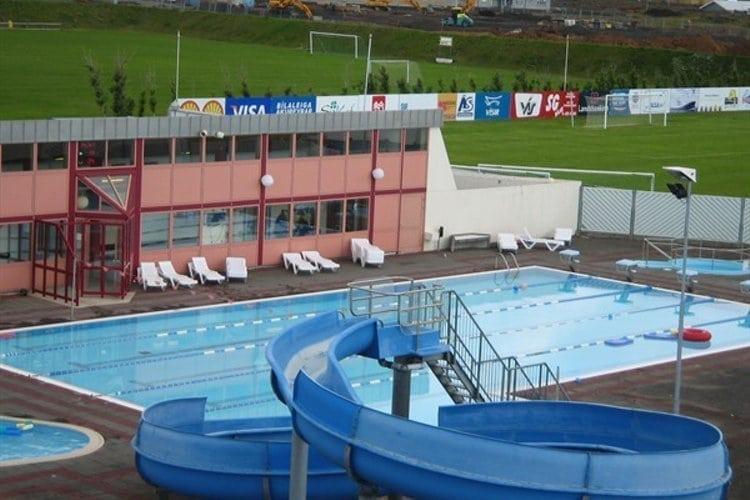 Grindav K Swimming Pool Icelandic Times