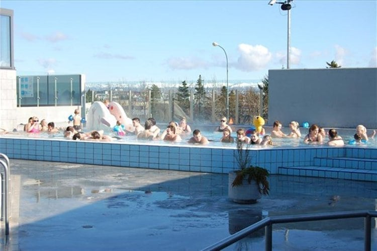 Seltjarnarneslaug Swimming Pool Icelandic Times