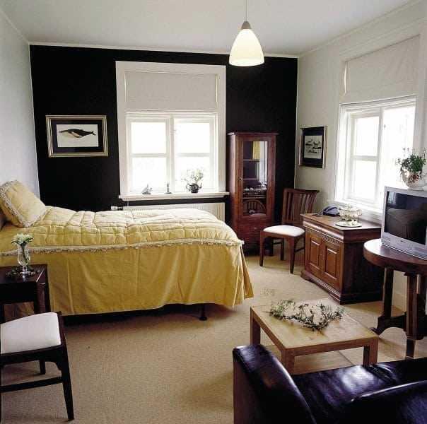 Hótel Búðir suite