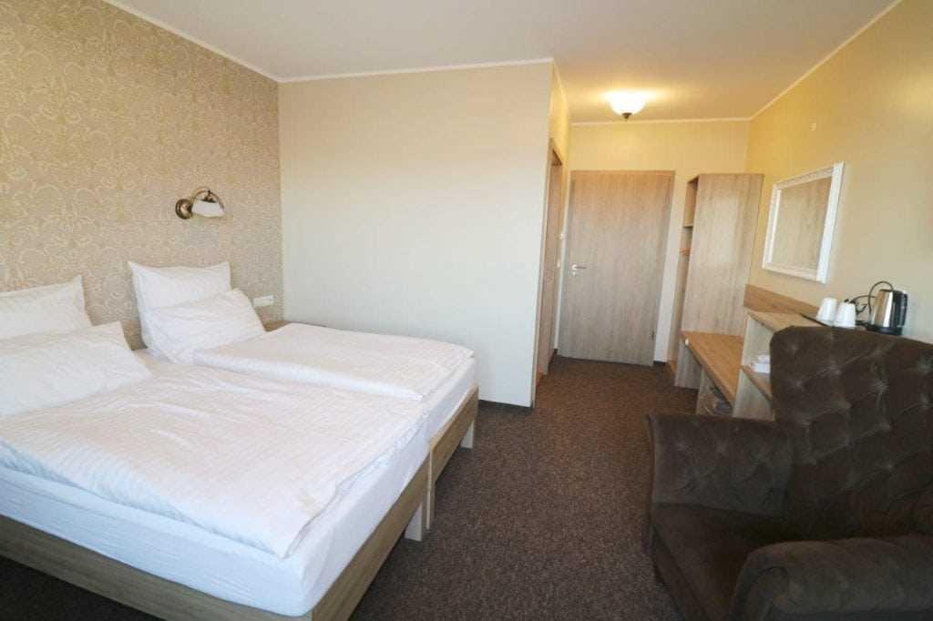 Hótel Dyrhólaey room